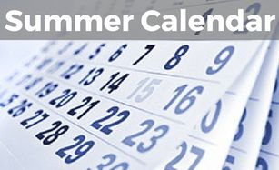 Click to view our entire summer calendar